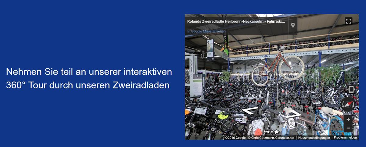 Fahrradhändler, Zubehör für  Limburgerhof