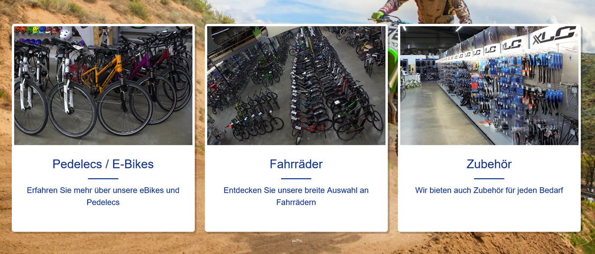 Fahrrad Laden