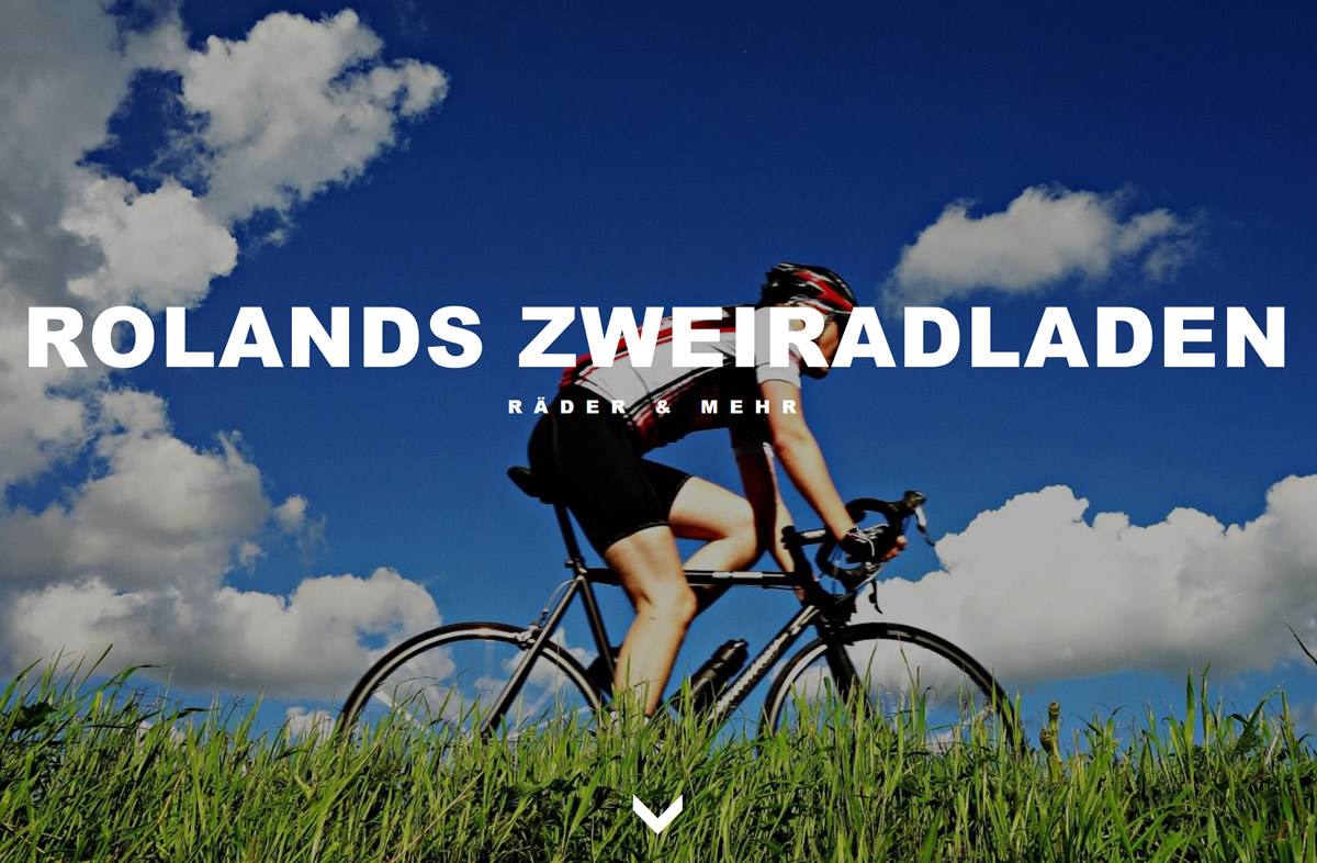Fahrräder kaufen in Flein - RolandsZweiradladen.de: E-Bikes, Fahrradzubehör, Markenfahrräder